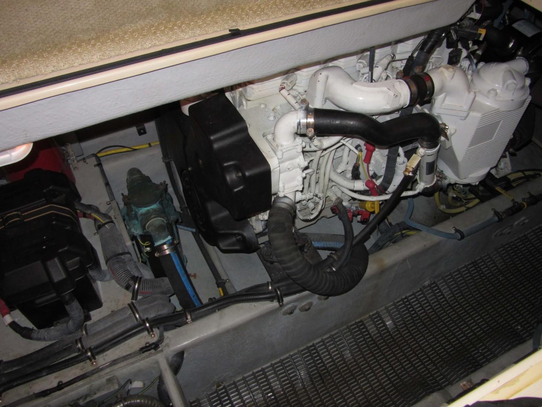 Meridian-391 Sedan 2006 -Treasure Island-Florida-United States-Starboard Engine-1396650   Thumbnail