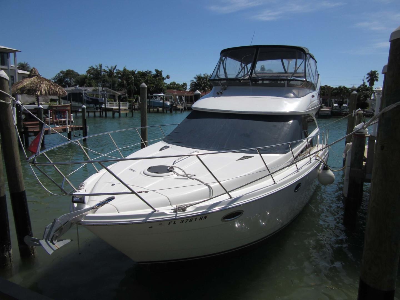 Meridian-391 Sedan 2006 -Treasure Island-Florida-United States-Port Bow Profile-1396634   Thumbnail