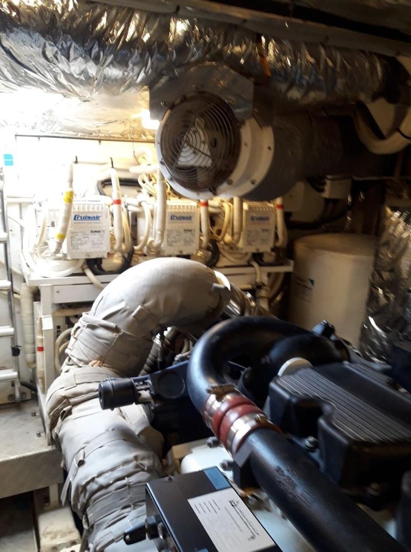 Princess-64 Flybridge Motor Yacht 2012-P64 Doha-Qatar-1396851   Thumbnail