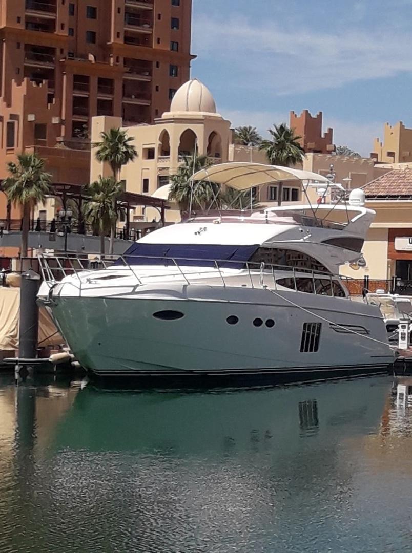 Princess-64 Flybridge Motor Yacht 2012-P64 Doha-Qatar-Princess 64 -1396656   Thumbnail