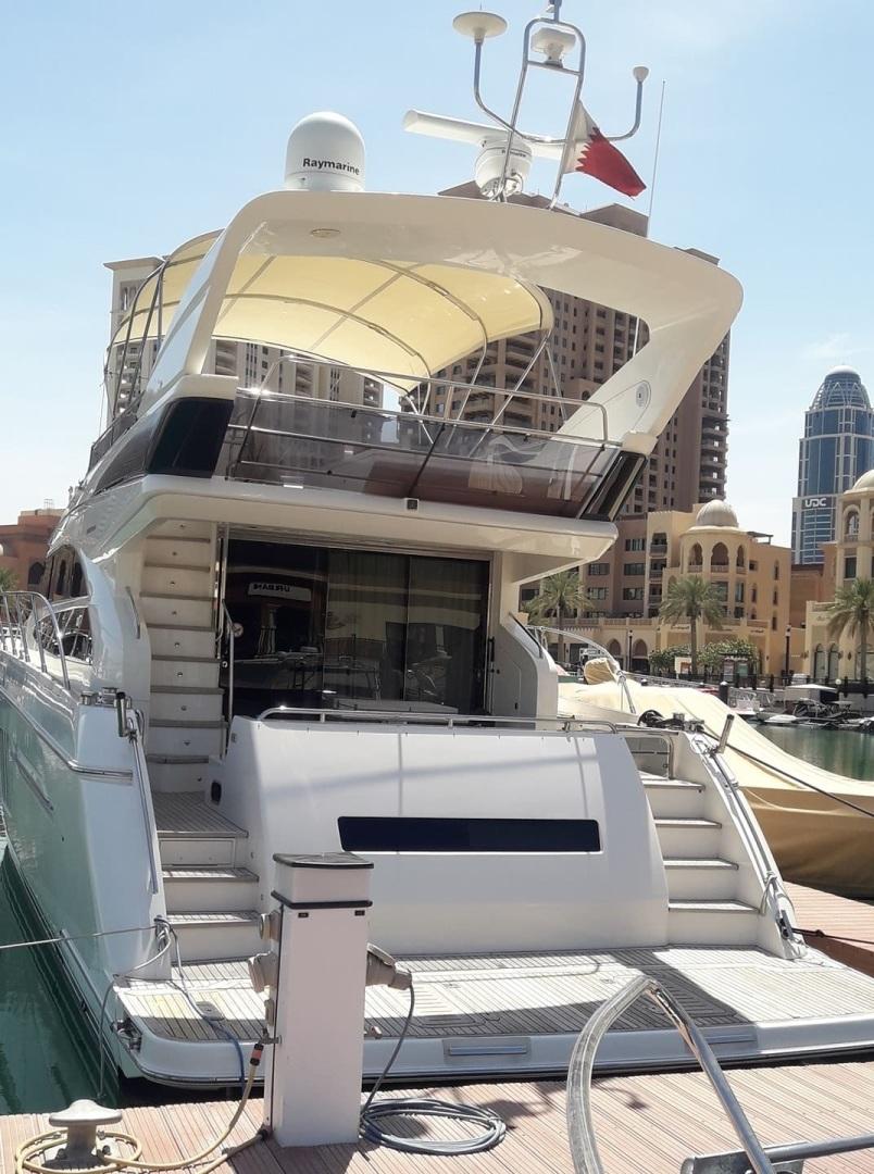 Princess-64 Flybridge Motor Yacht 2012-P64 Doha-Qatar-1396824   Thumbnail