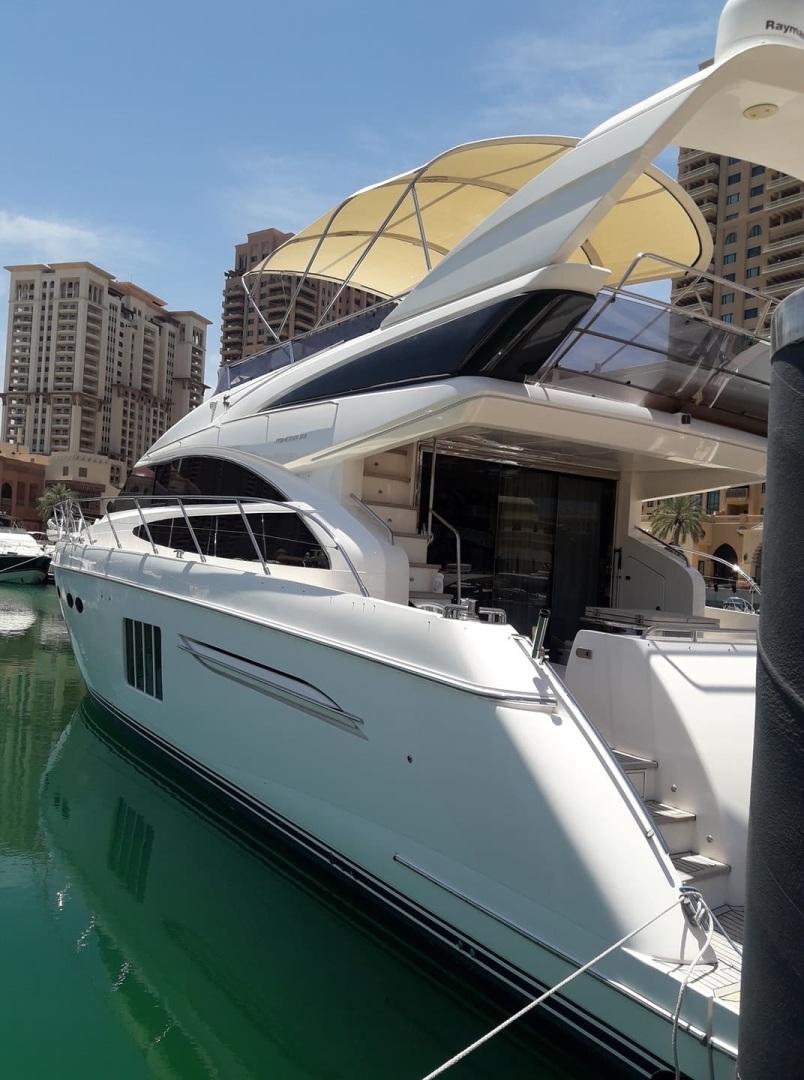 Princess-64 Flybridge Motor Yacht 2012-P64 Doha-Qatar-1396826   Thumbnail