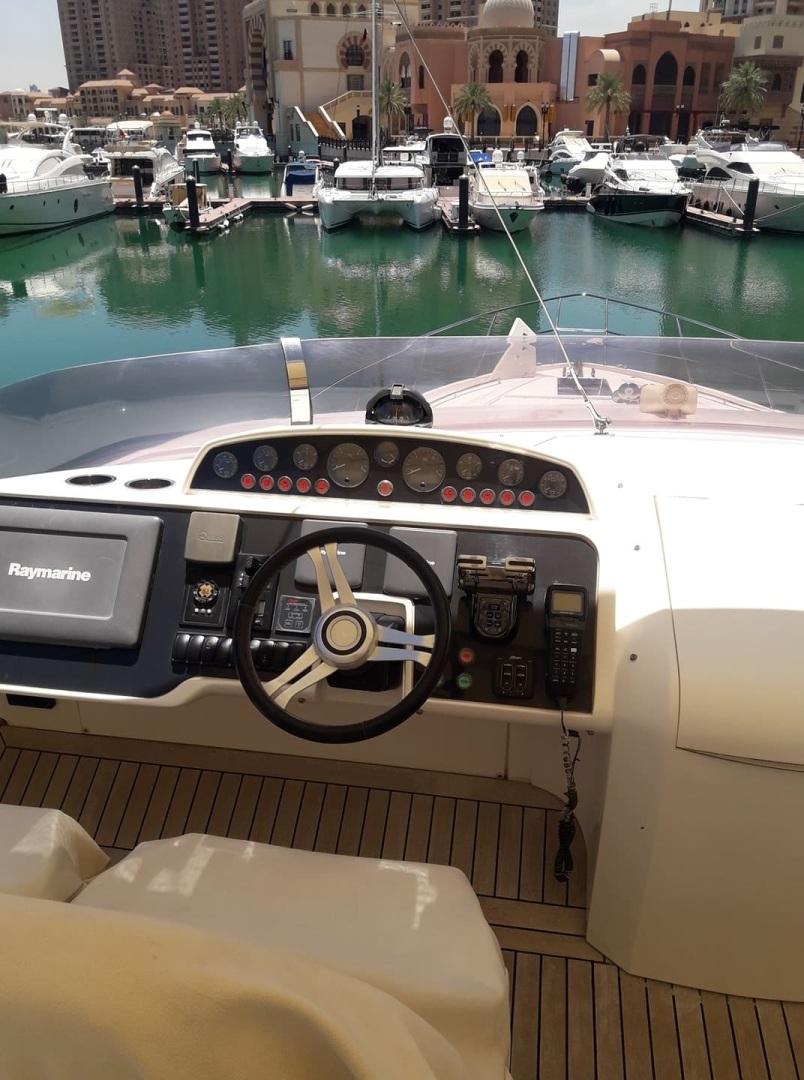 Princess-64 Flybridge Motor Yacht 2012-P64 Doha-Qatar-1396845   Thumbnail