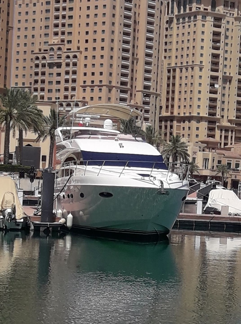 Princess-64 Flybridge Motor Yacht 2012-P64 Doha-Qatar-1396823   Thumbnail
