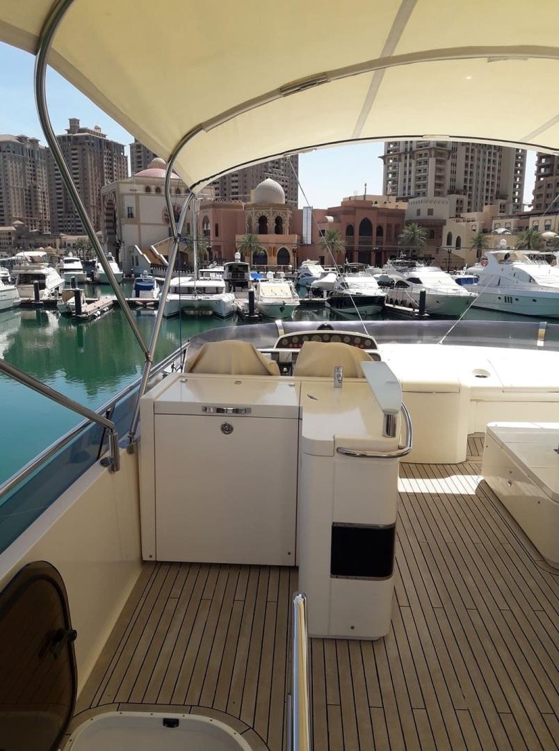 Princess-64 Flybridge Motor Yacht 2012-P64 Doha-Qatar-1396846   Thumbnail