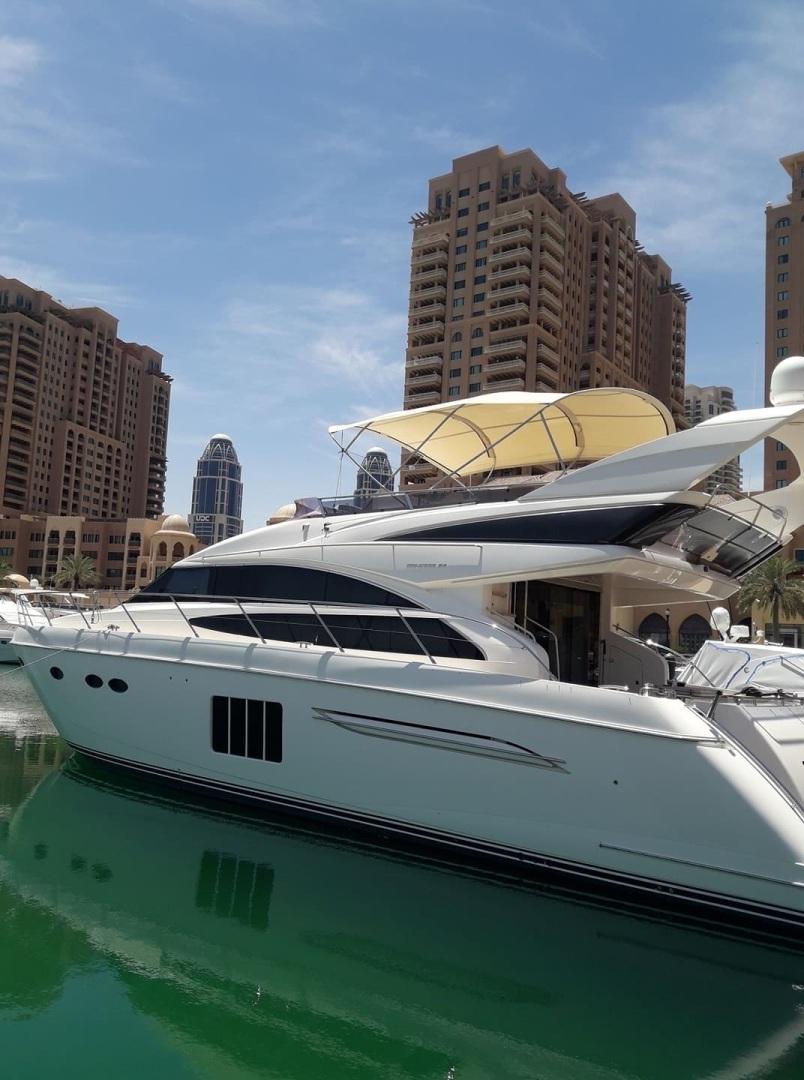 Princess-64 Flybridge Motor Yacht 2012-P64 Doha-Qatar-1396827   Thumbnail