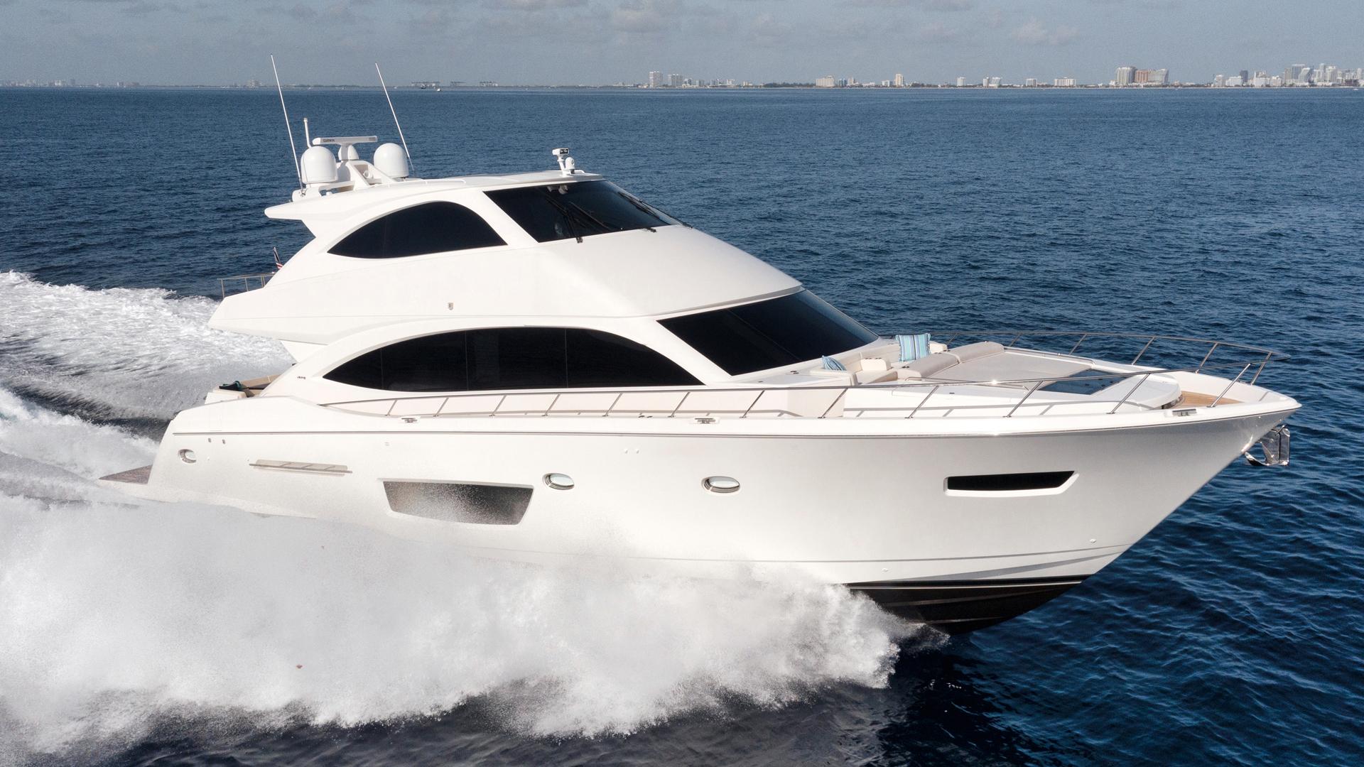 75' Viking 2017 Motor Yacht Neenah