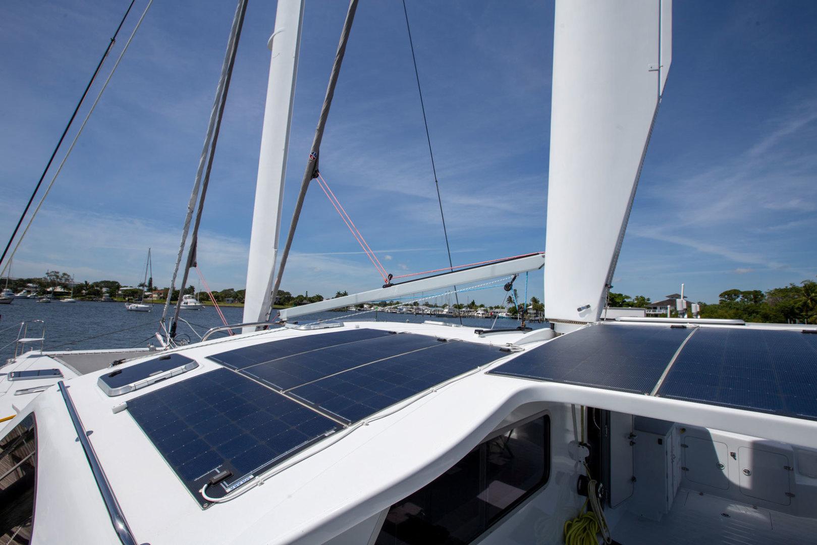 Atlantic-49 Catamaran 2018-Wabi Sabi Stuart-Florida-United States-1399249 | Thumbnail