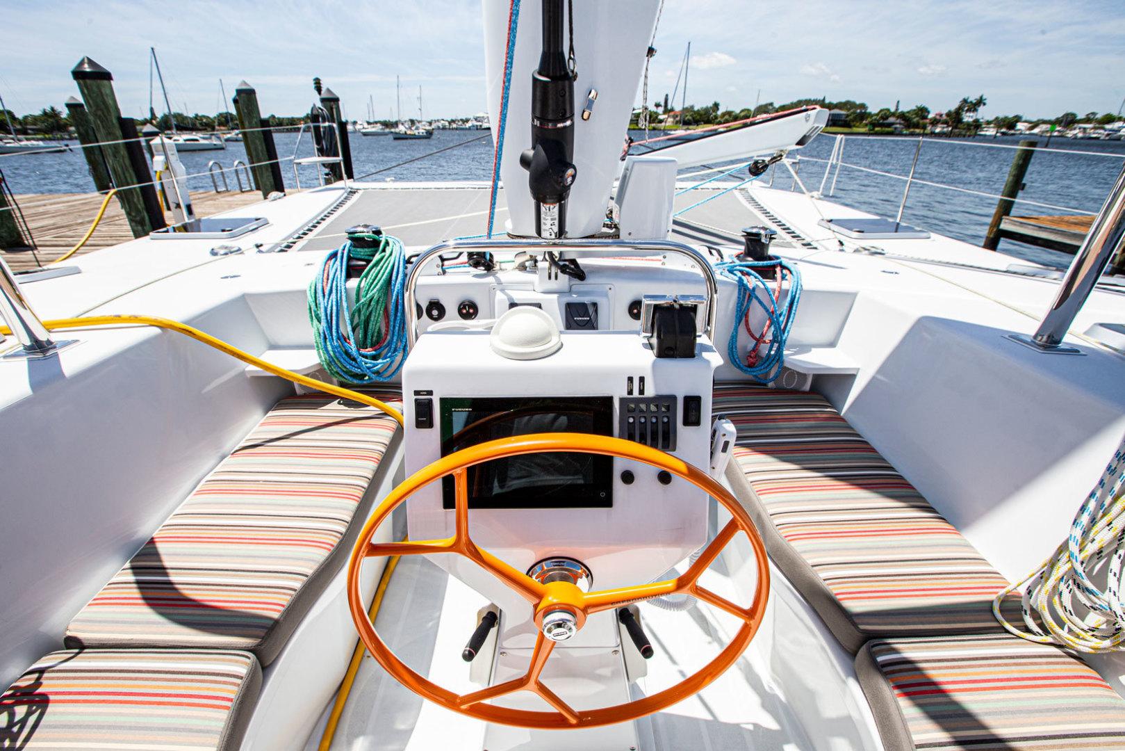 Atlantic-49 Catamaran 2018-Wabi Sabi Stuart-Florida-United States-1399297 | Thumbnail