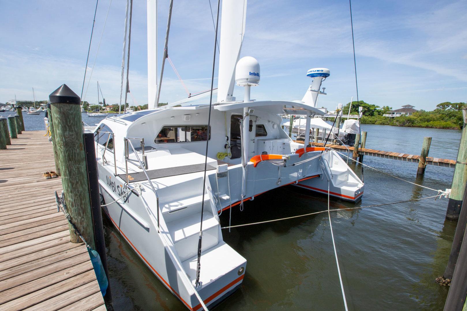 Atlantic-49 Catamaran 2018-Wabi Sabi Stuart-Florida-United States-1399251 | Thumbnail