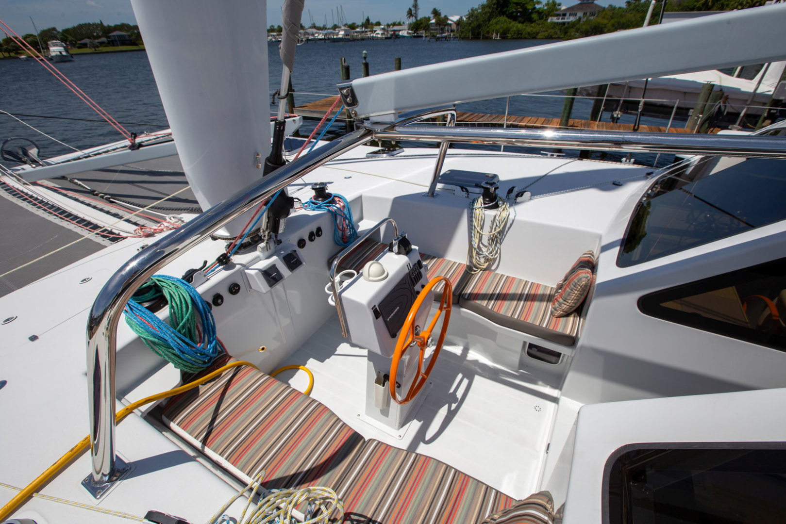 Atlantic-49 Catamaran 2018-Wabi Sabi Stuart-Florida-United States-1399298 | Thumbnail