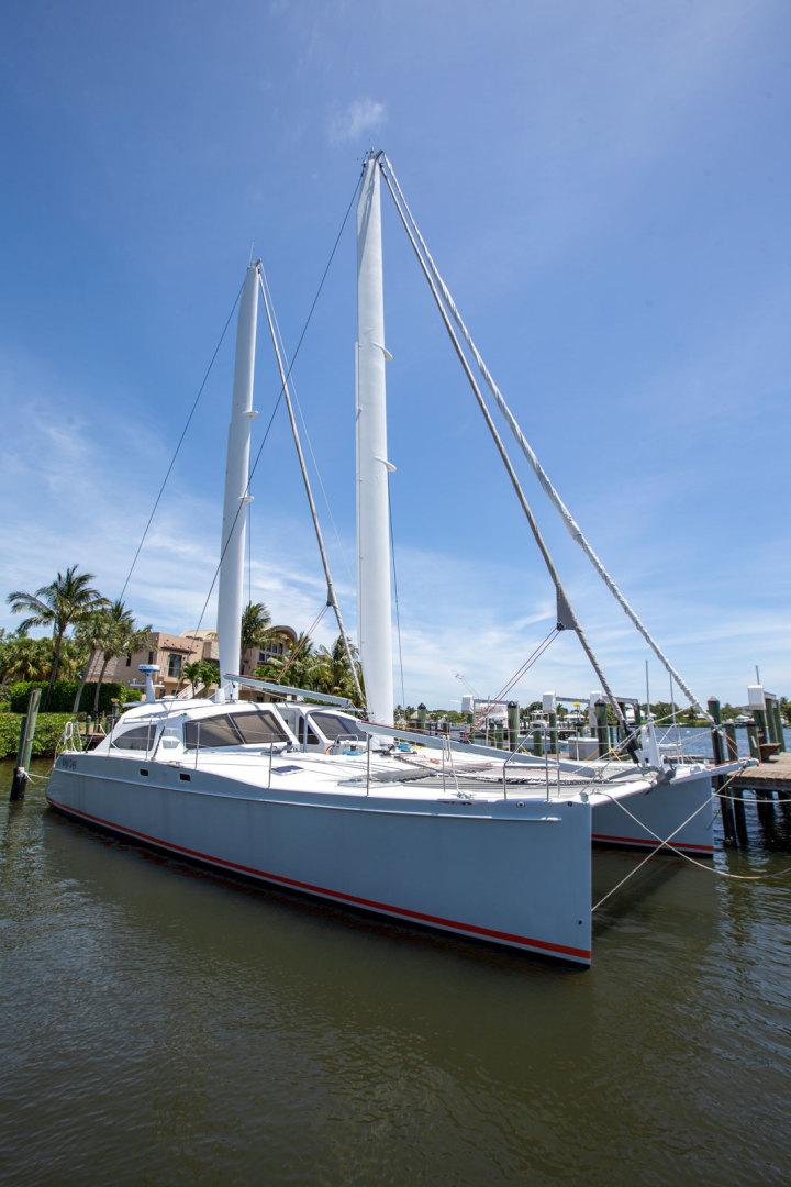 Atlantic-49 Catamaran 2018-Wabi Sabi Stuart-Florida-United States-1399309 | Thumbnail