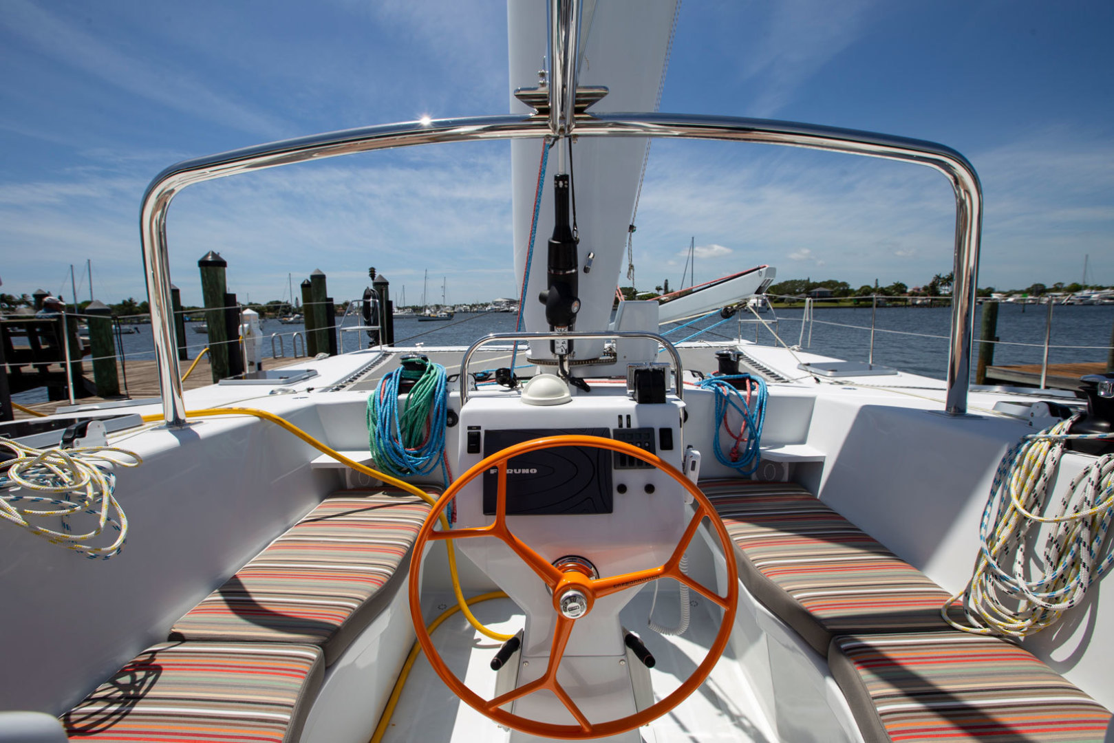 Atlantic-49 Catamaran 2018-Wabi Sabi Stuart-Florida-United States-1399296 | Thumbnail