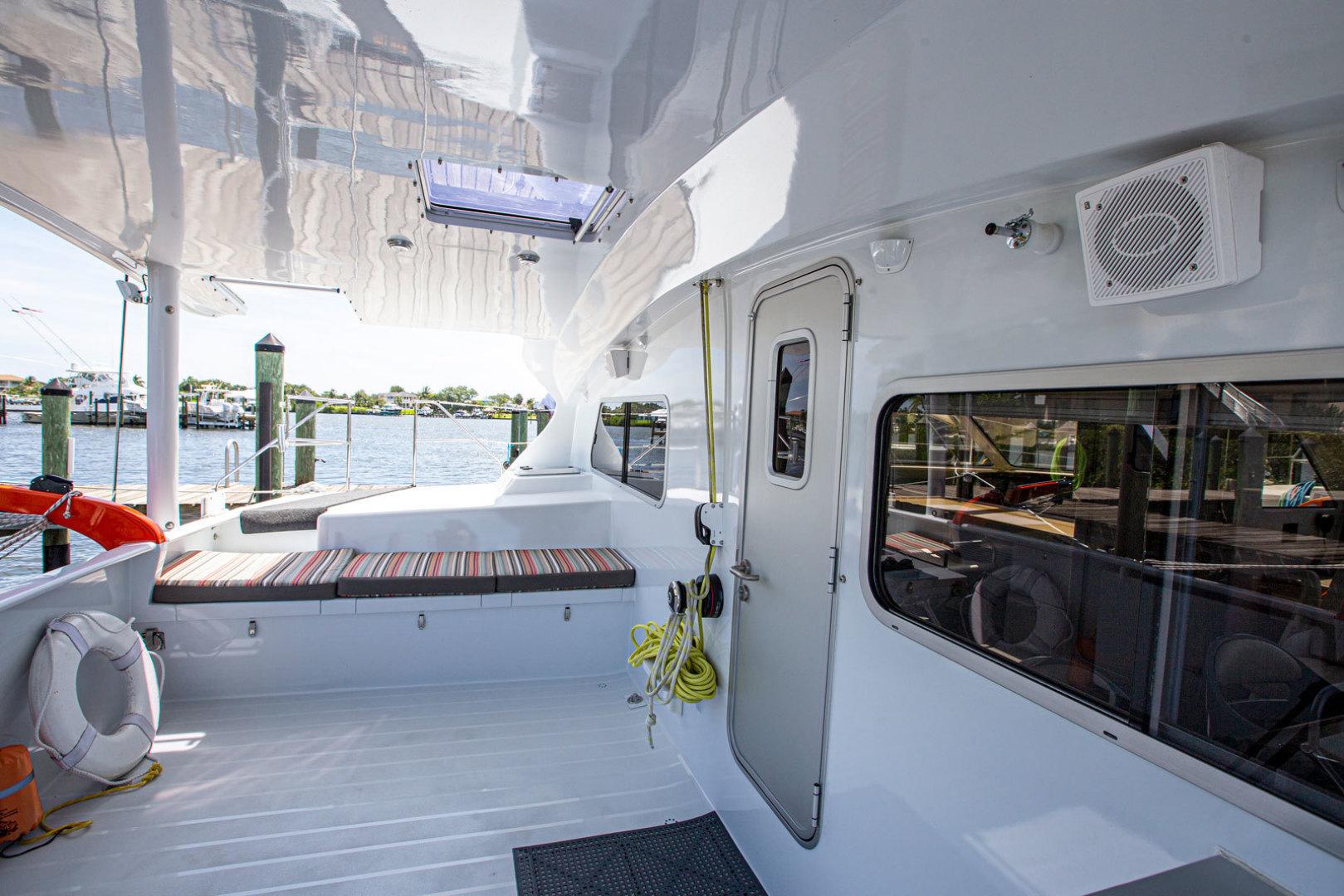 Atlantic-49 Catamaran 2018-Wabi Sabi Stuart-Florida-United States-1399263 | Thumbnail