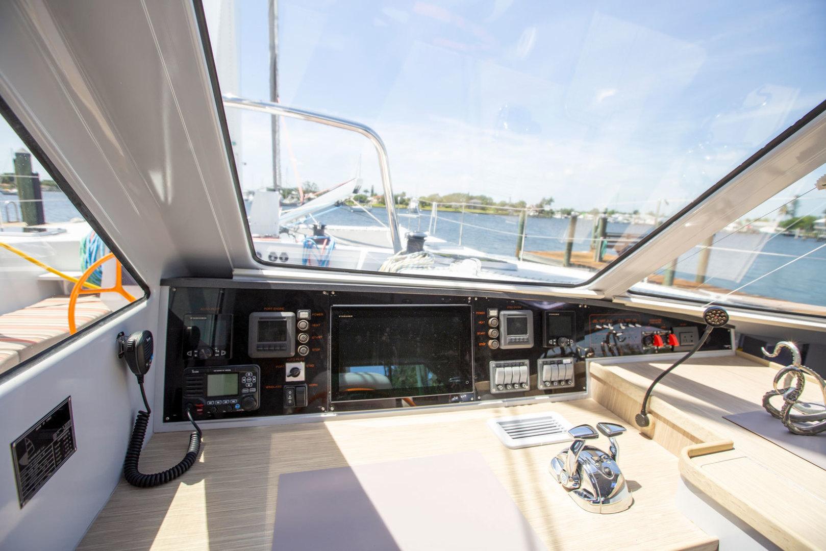Atlantic-49 Catamaran 2018-Wabi Sabi Stuart-Florida-United States-1399271 | Thumbnail