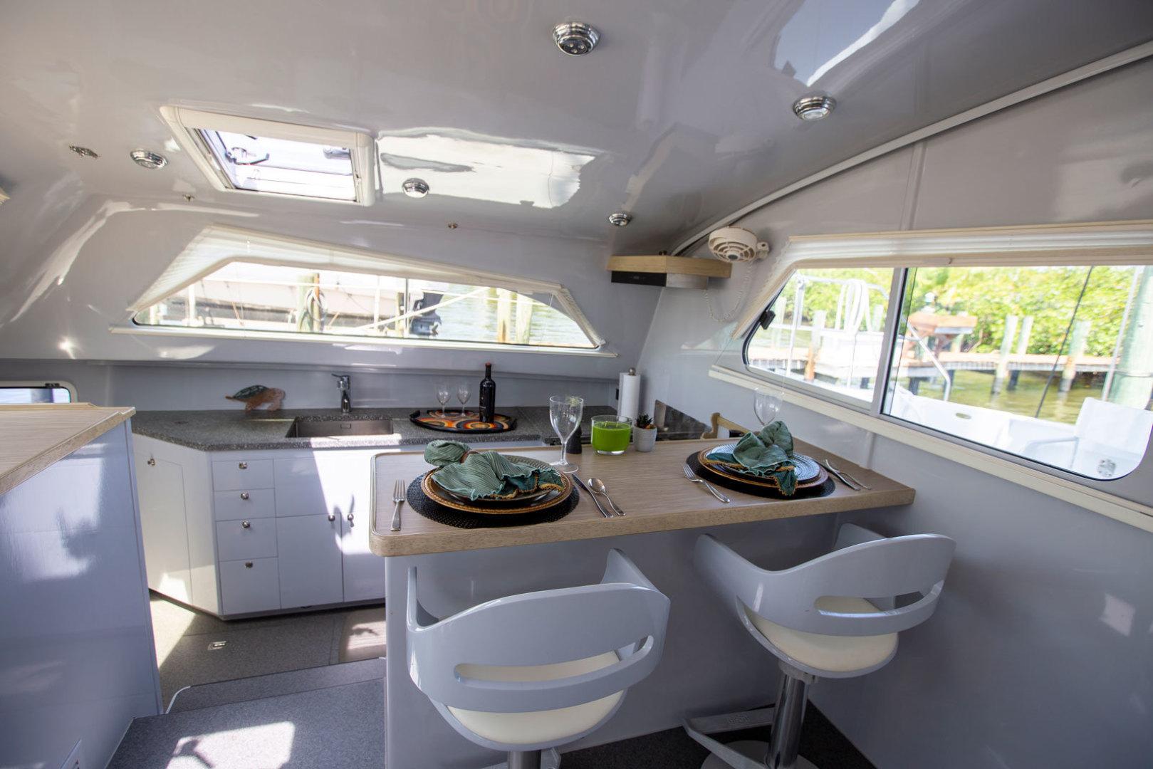 Atlantic-49 Catamaran 2018-Wabi Sabi Stuart-Florida-United States-1399273 | Thumbnail
