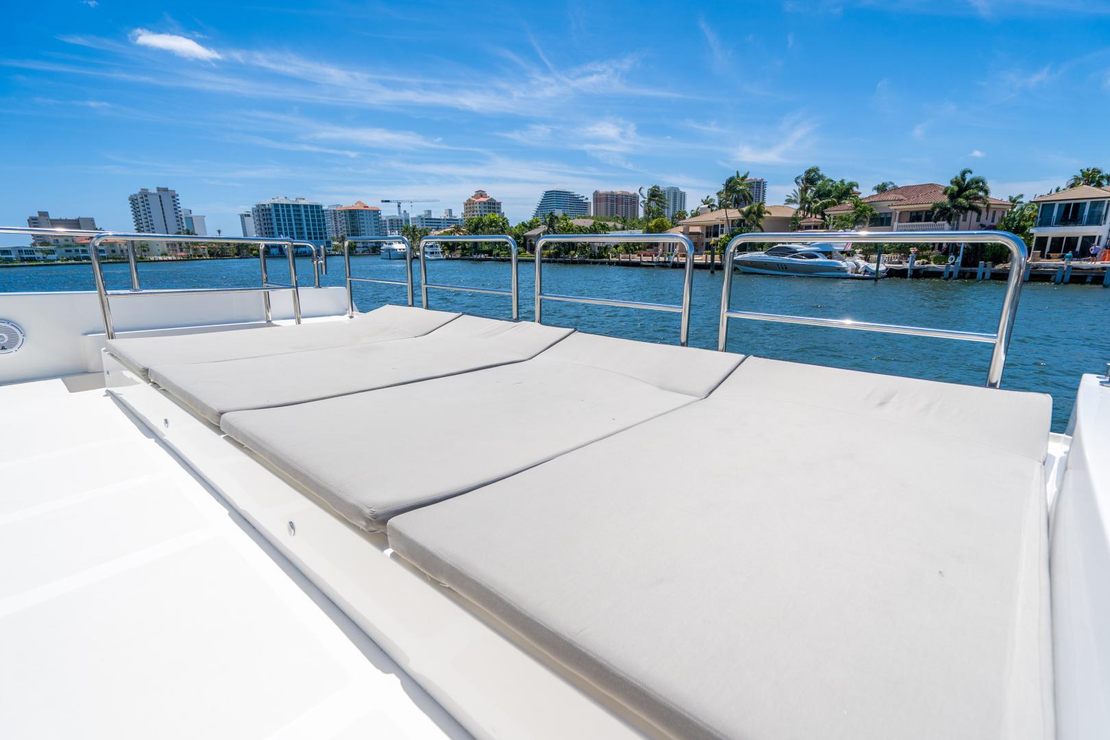 Overblue-58 Power Catamaran 2017-Techuila Ft. Lauderdale-Florida-United States-2017 Overblue 58 Powercat-1401254   Thumbnail