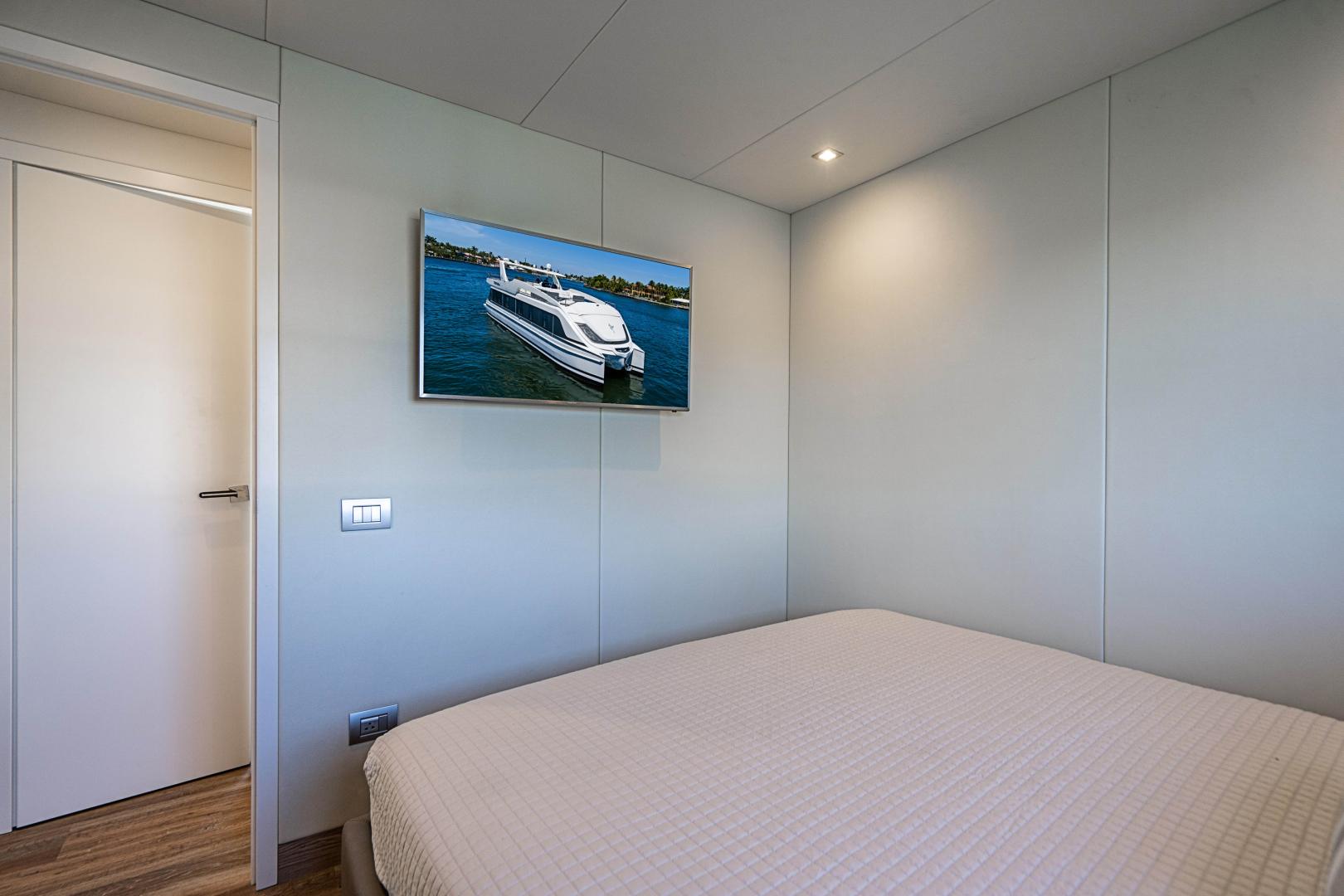 Overblue-58 Power Catamaran 2017-Techuila Ft. Lauderdale-Florida-United States-2017 Overblue 58 Powercat-1401142   Thumbnail