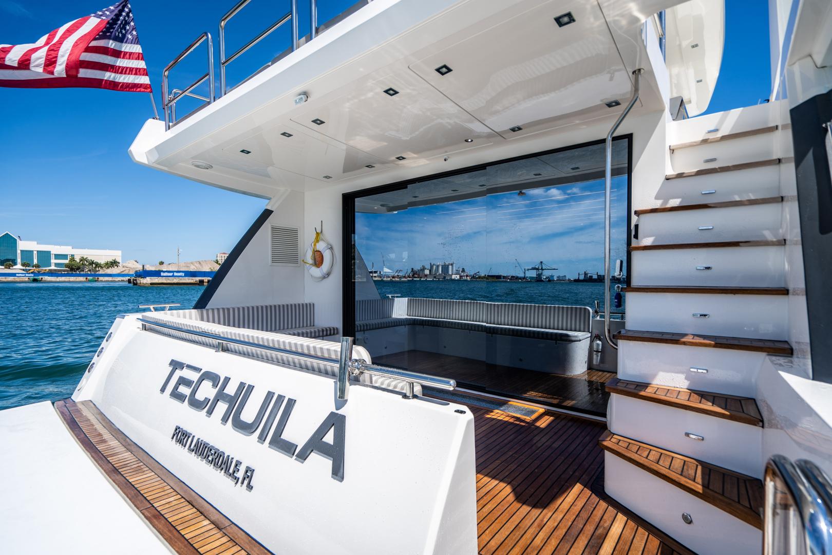 Overblue-58 Power Catamaran 2017-Techuila Ft. Lauderdale-Florida-United States-2017 Overblue 58 Powercat-1401167   Thumbnail