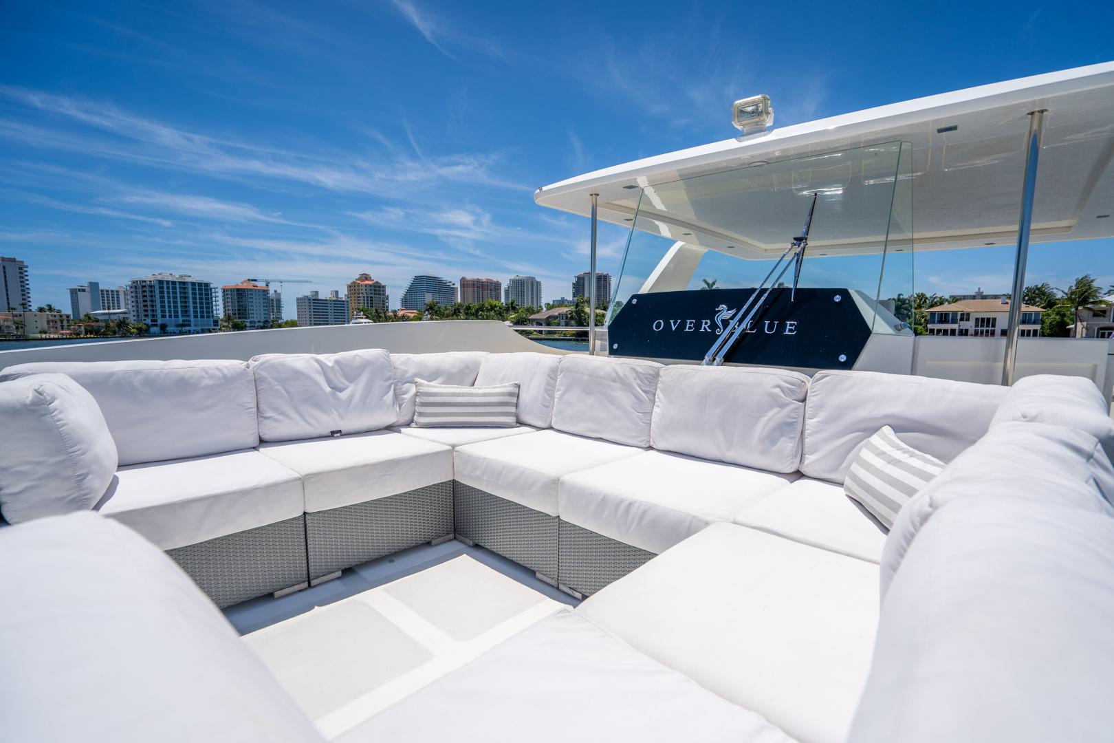 Overblue-58 Power Catamaran 2017-Techuila Ft. Lauderdale-Florida-United States-2017 Overblue 58 Powercat-1401236   Thumbnail