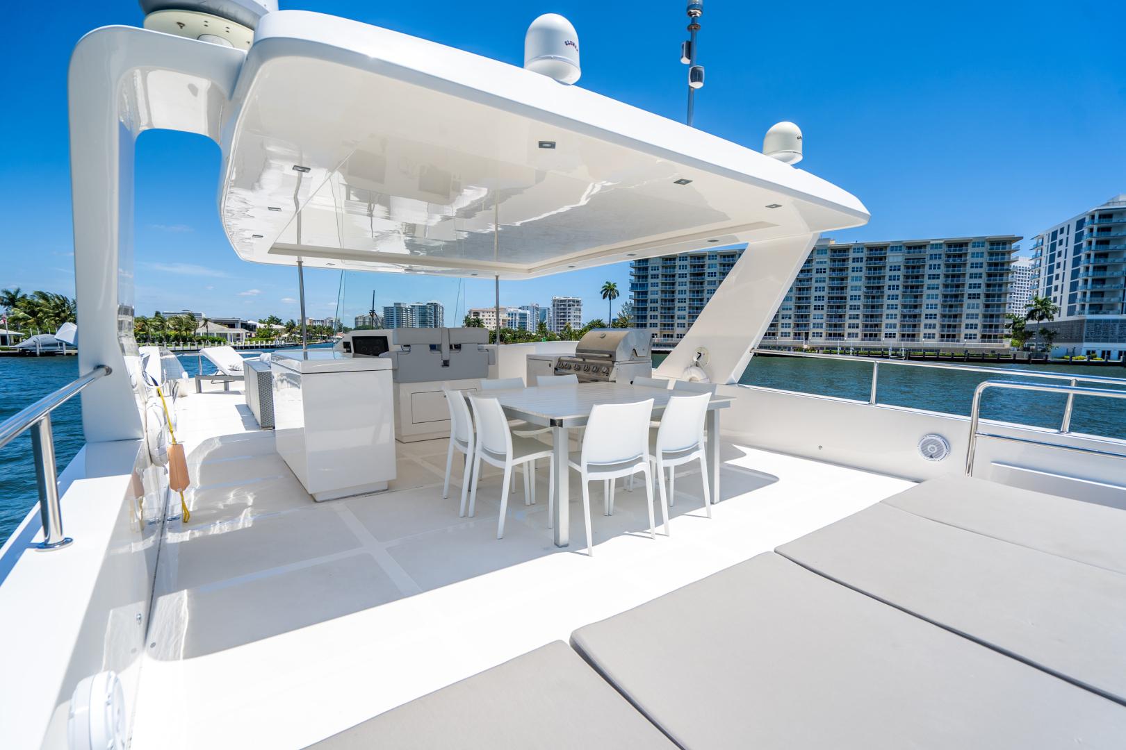 Overblue-58 Power Catamaran 2017-Techuila Ft. Lauderdale-Florida-United States-2017 Overblue 58 Powercat-1401182   Thumbnail