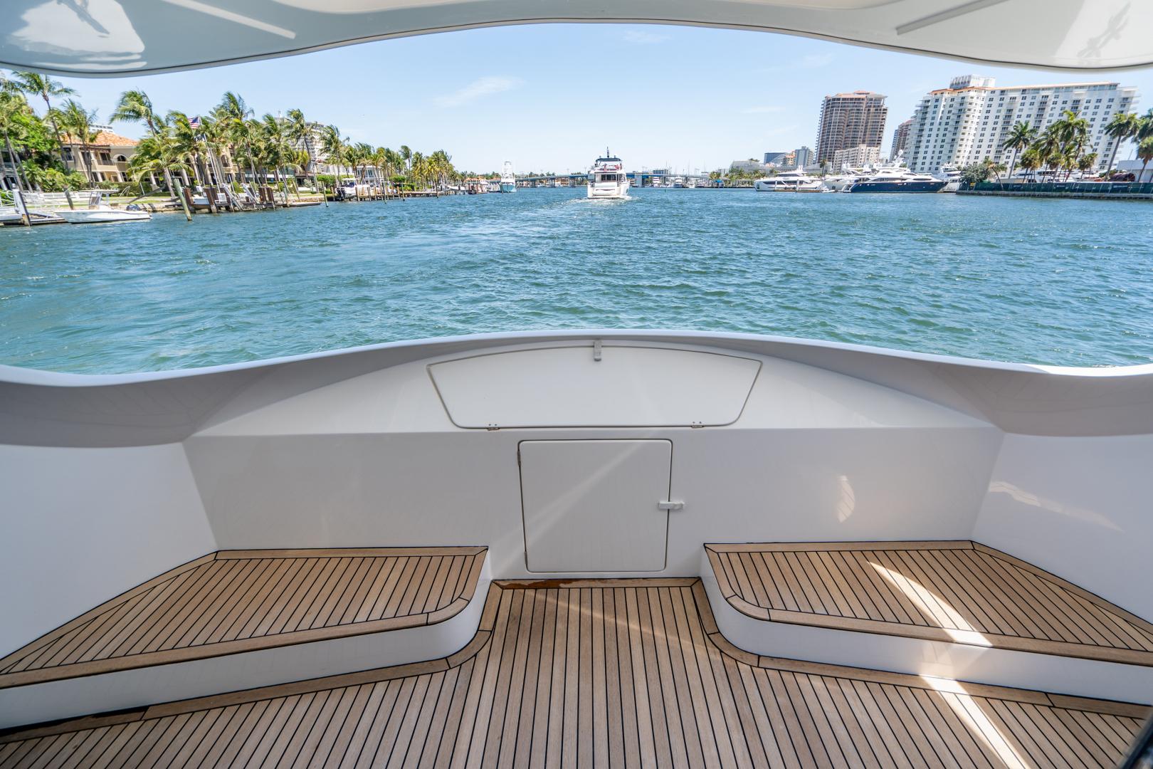 Overblue-58 Power Catamaran 2017-Techuila Ft. Lauderdale-Florida-United States-2017 Overblue 58 Powercat-1401179   Thumbnail