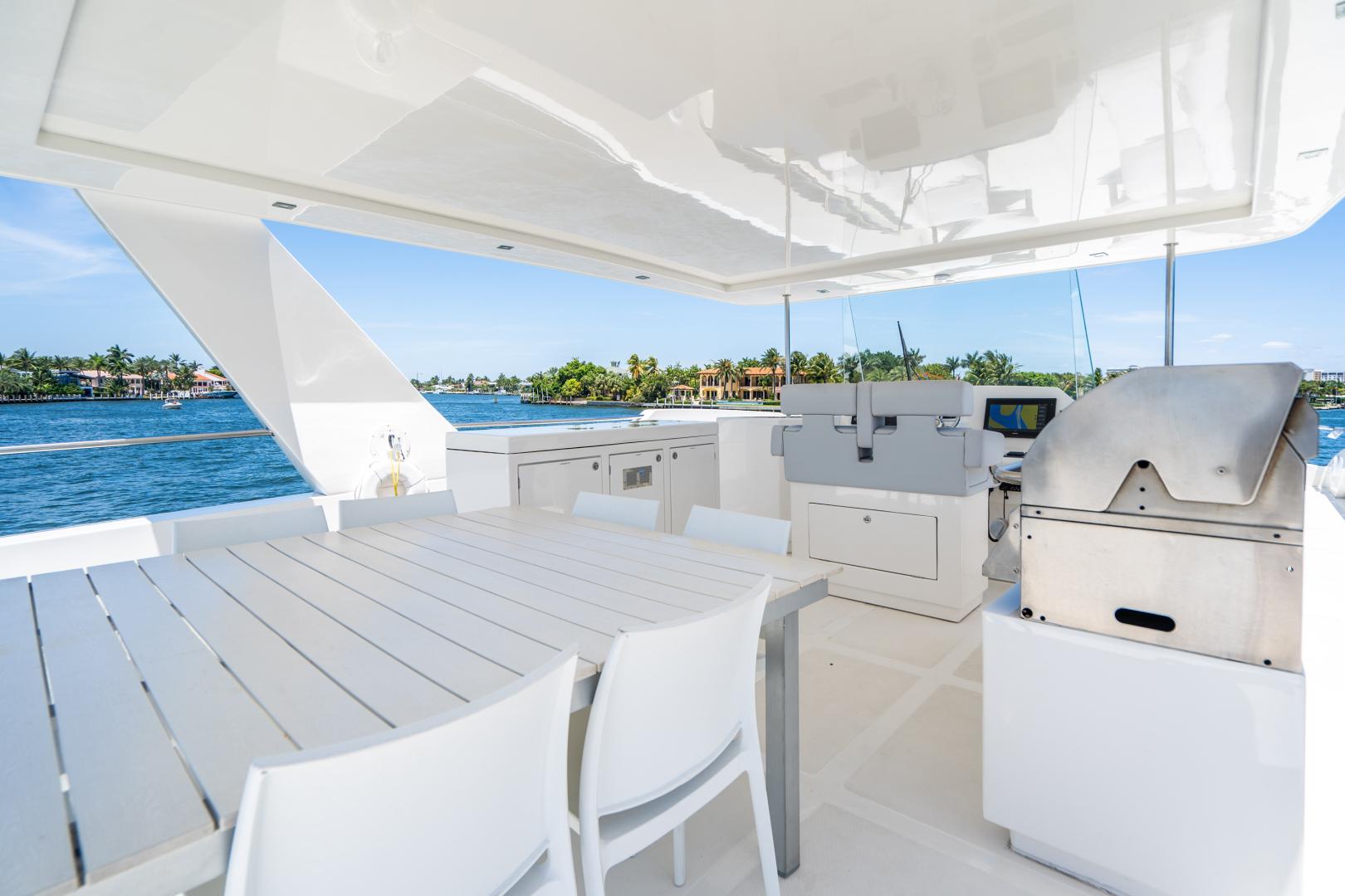 Overblue-58 Power Catamaran 2017-Techuila Ft. Lauderdale-Florida-United States-2017 Overblue 58 Powercat-1401185   Thumbnail