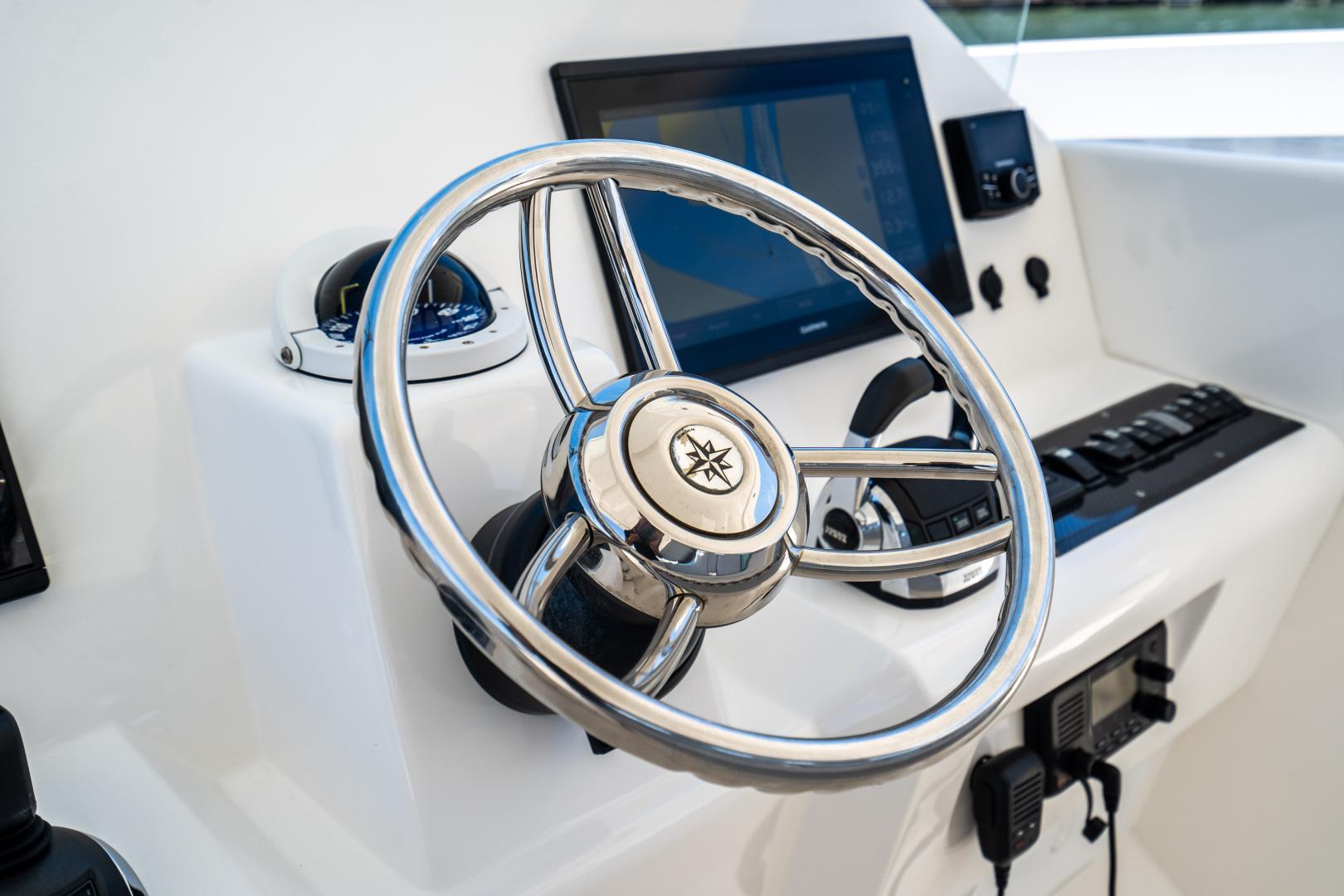 Overblue-58 Power Catamaran 2017-Techuila Ft. Lauderdale-Florida-United States-2017 Overblue 58 Powercat-1401190   Thumbnail