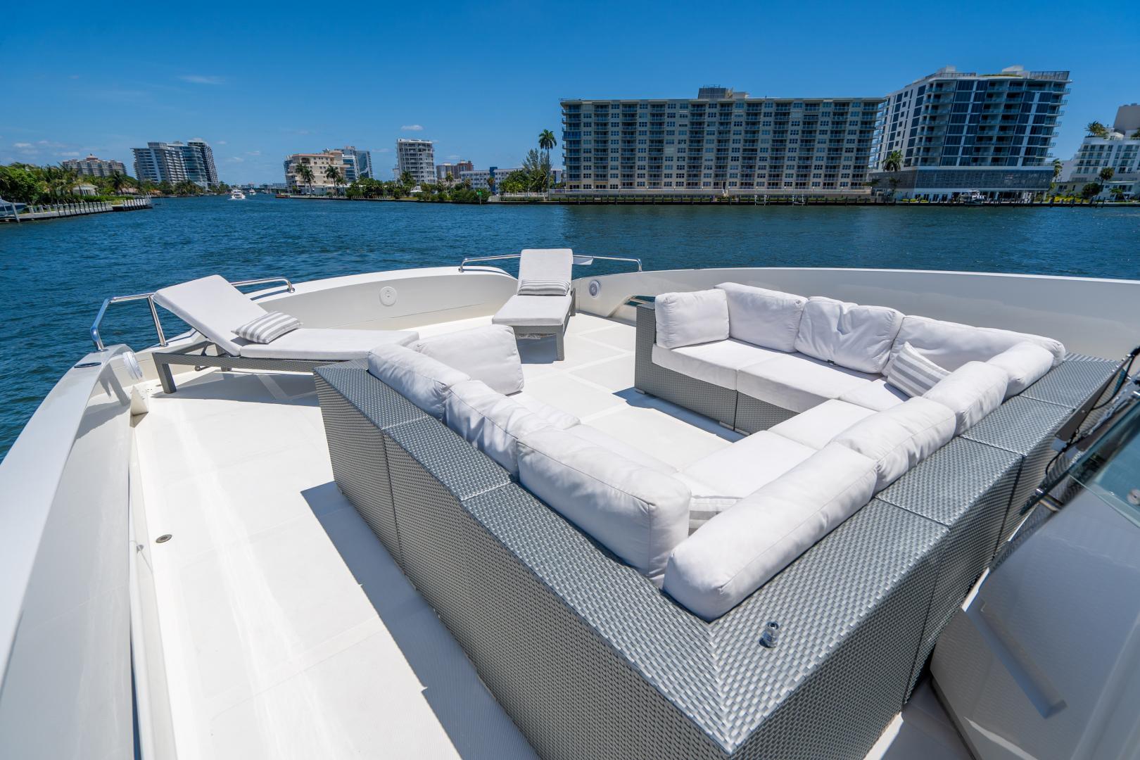 Overblue-58 Power Catamaran 2017-Techuila Ft. Lauderdale-Florida-United States-2017 Overblue 58 Powercat-1401245   Thumbnail