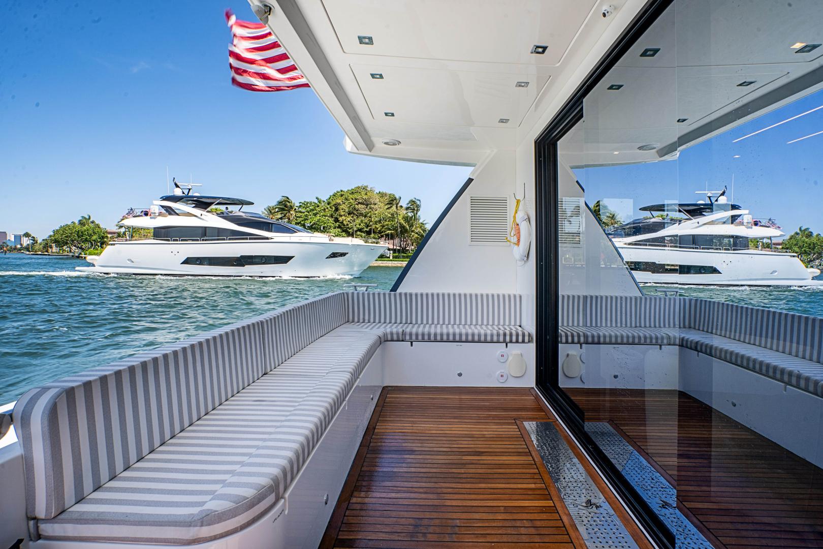 Overblue-58 Power Catamaran 2017-Techuila Ft. Lauderdale-Florida-United States-2017 Overblue 58 Powercat-1401175   Thumbnail