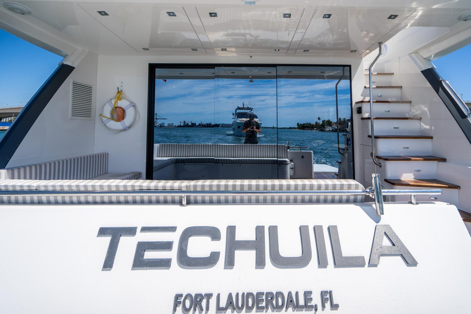Overblue-58 Power Catamaran 2017-Techuila Ft. Lauderdale-Florida-United States-2017 Overblue 58 Powercat-1401165   Thumbnail