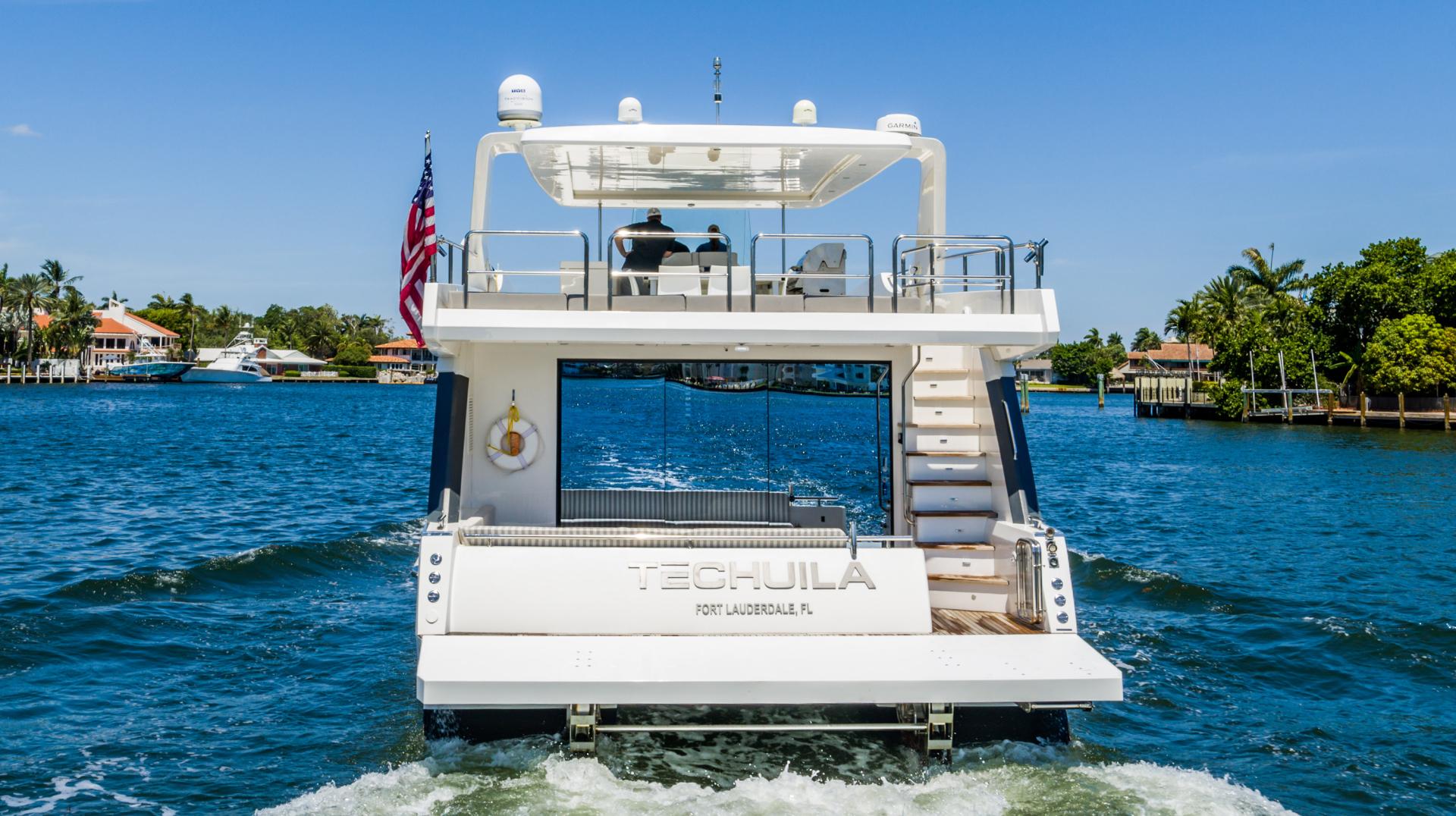 Overblue-58 Power Catamaran 2017-Techuila Ft. Lauderdale-Florida-United States-2017 Overblue 58 Powercat-1401109   Thumbnail