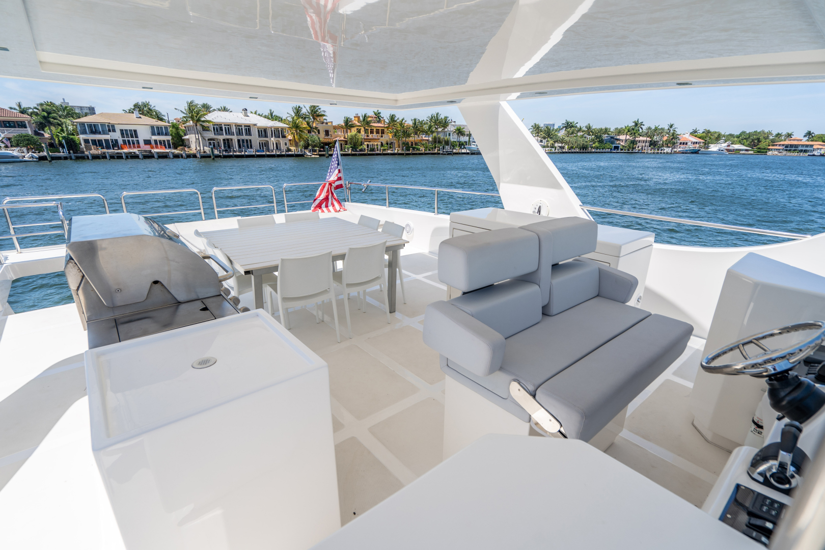 Overblue-58 Power Catamaran 2017-Techuila Ft. Lauderdale-Florida-United States-2017 Overblue 58 Powercat-1401200   Thumbnail