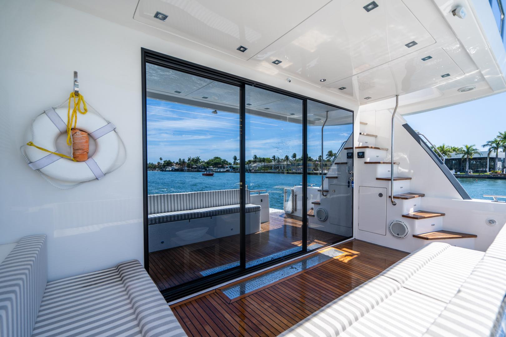 Overblue-58 Power Catamaran 2017-Techuila Ft. Lauderdale-Florida-United States-2017 Overblue 58 Powercat-1401166   Thumbnail