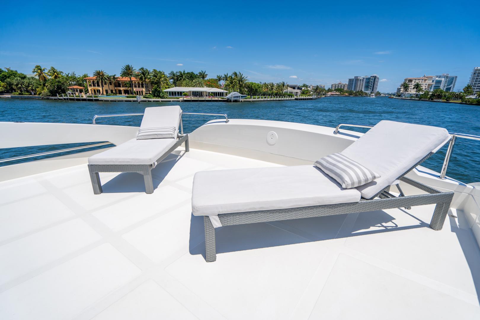 Overblue-58 Power Catamaran 2017-Techuila Ft. Lauderdale-Florida-United States-2017 Overblue 58 Powercat-1401208   Thumbnail