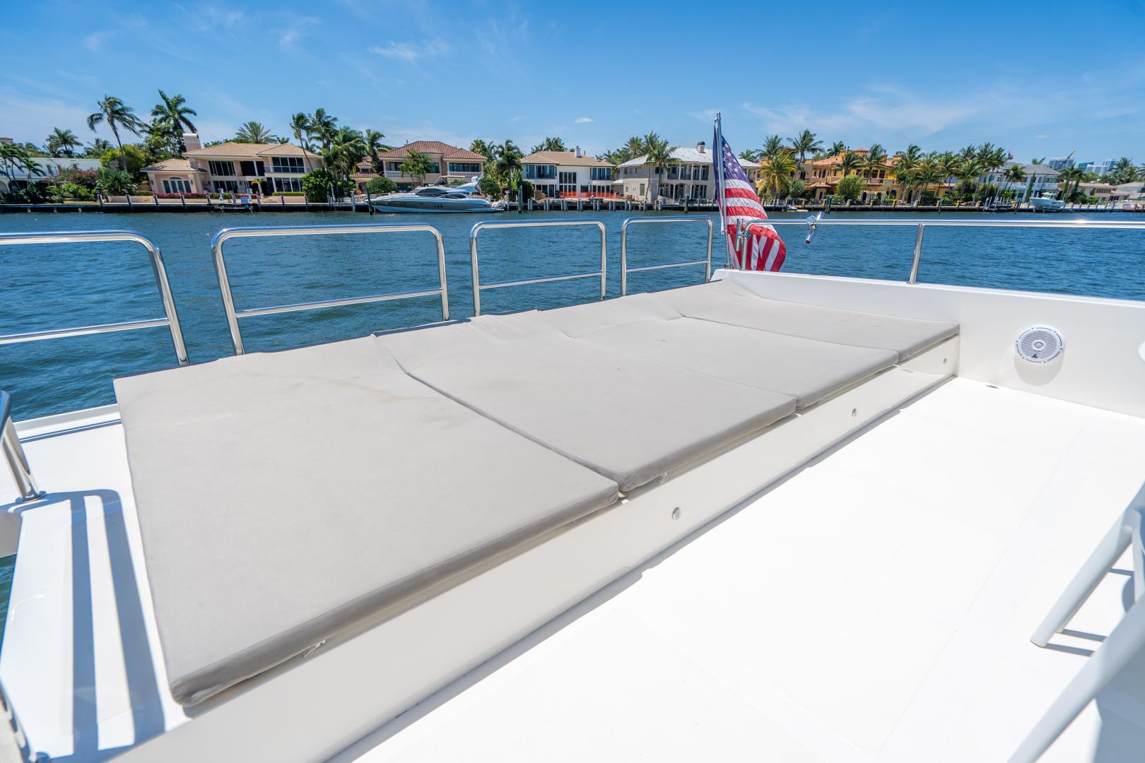 Overblue-58 Power Catamaran 2017-Techuila Ft. Lauderdale-Florida-United States-2017 Overblue 58 Powercat-1401186   Thumbnail