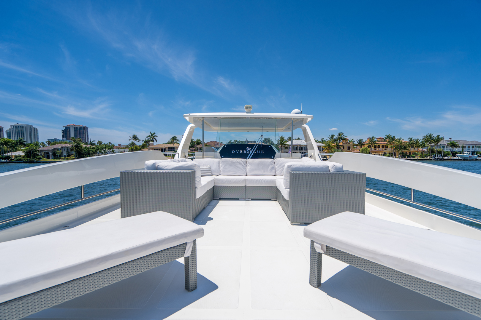 Overblue-58 Power Catamaran 2017-Techuila Ft. Lauderdale-Florida-United States-2017 Overblue 58 Powercat-1401216   Thumbnail