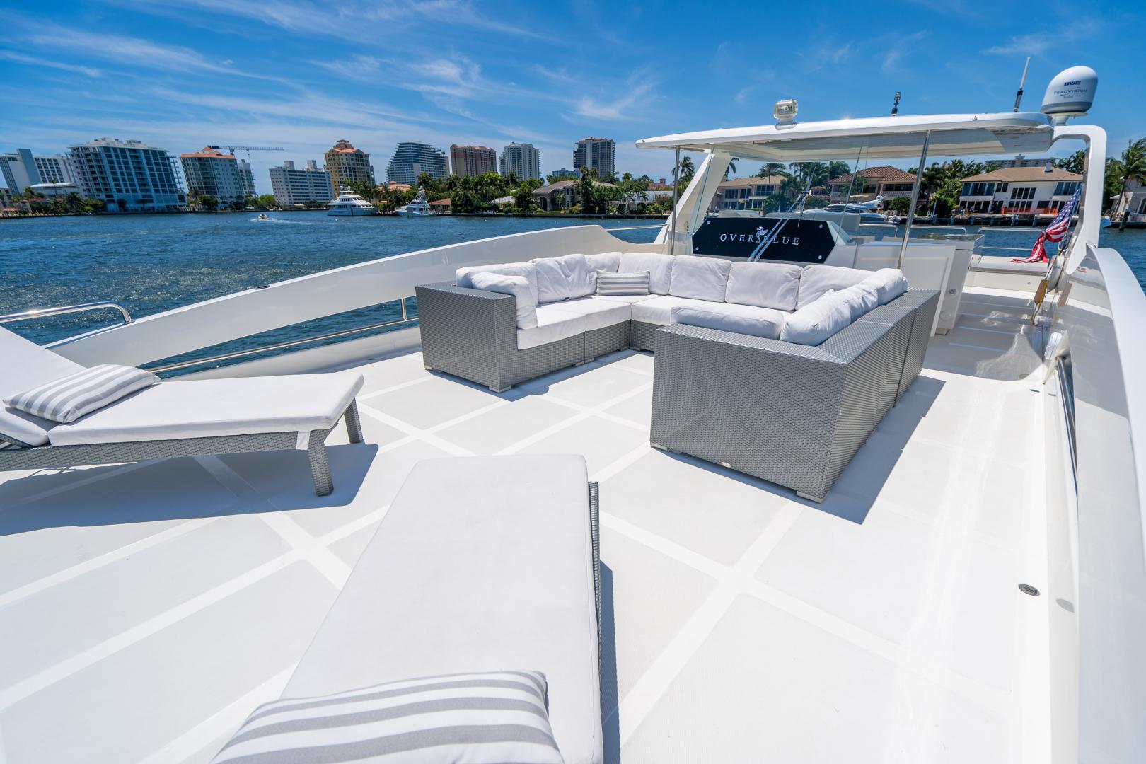 Overblue-58 Power Catamaran 2017-Techuila Ft. Lauderdale-Florida-United States-2017 Overblue 58 Powercat-1401228   Thumbnail