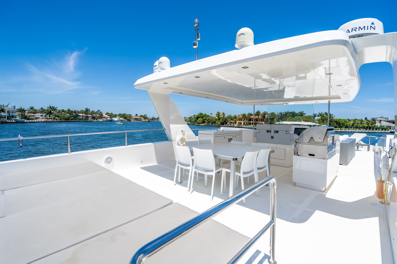 Overblue-58 Power Catamaran 2017-Techuila Ft. Lauderdale-Florida-United States-2017 Overblue 58 Powercat Flybridge Party Deck-1401180   Thumbnail