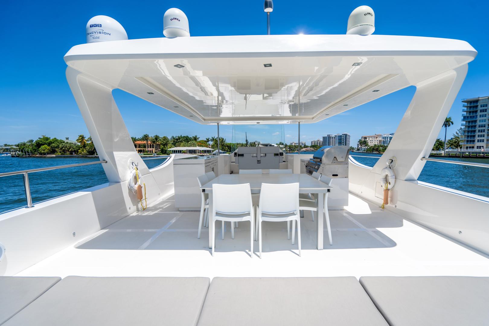 Overblue-58 Power Catamaran 2017-Techuila Ft. Lauderdale-Florida-United States-2017 Overblue 58 Powercat-1401181   Thumbnail