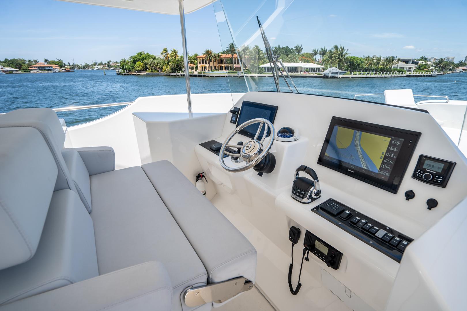 Overblue-58 Power Catamaran 2017-Techuila Ft. Lauderdale-Florida-United States-2017 Overblue 58 Powercat-1401197   Thumbnail