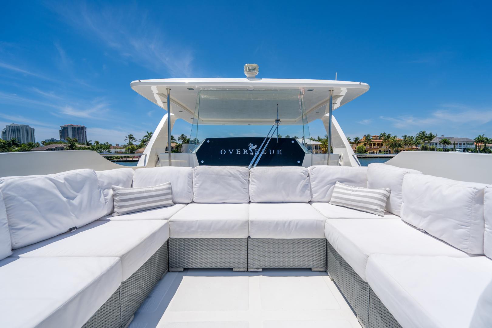 Overblue-58 Power Catamaran 2017-Techuila Ft. Lauderdale-Florida-United States-2017 Overblue 58 Powercat-1401219   Thumbnail