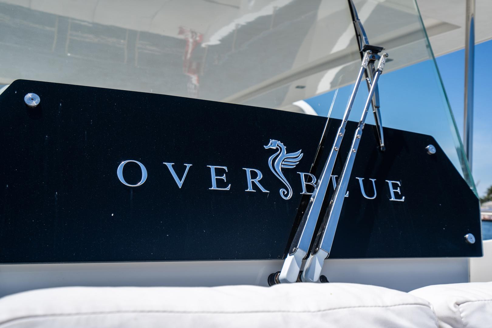 Overblue-58 Power Catamaran 2017-Techuila Ft. Lauderdale-Florida-United States-2017 Overblue 58 Powercat-1401224   Thumbnail