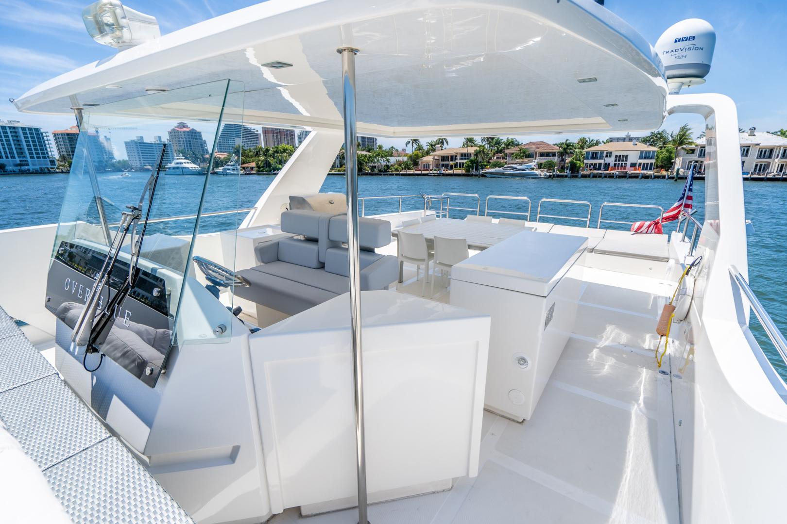 Overblue-58 Power Catamaran 2017-Techuila Ft. Lauderdale-Florida-United States-2017 Overblue 58 Powercat-1401241   Thumbnail