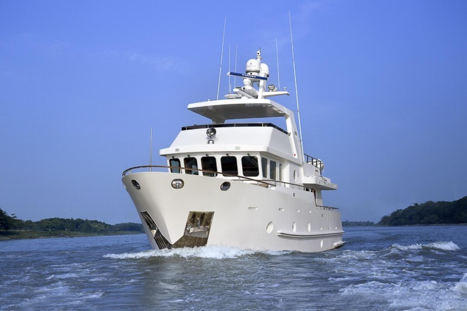 Bering-65 Bering Yacht 2013-Namaste Dania-Florida-United States-1400975   Thumbnail