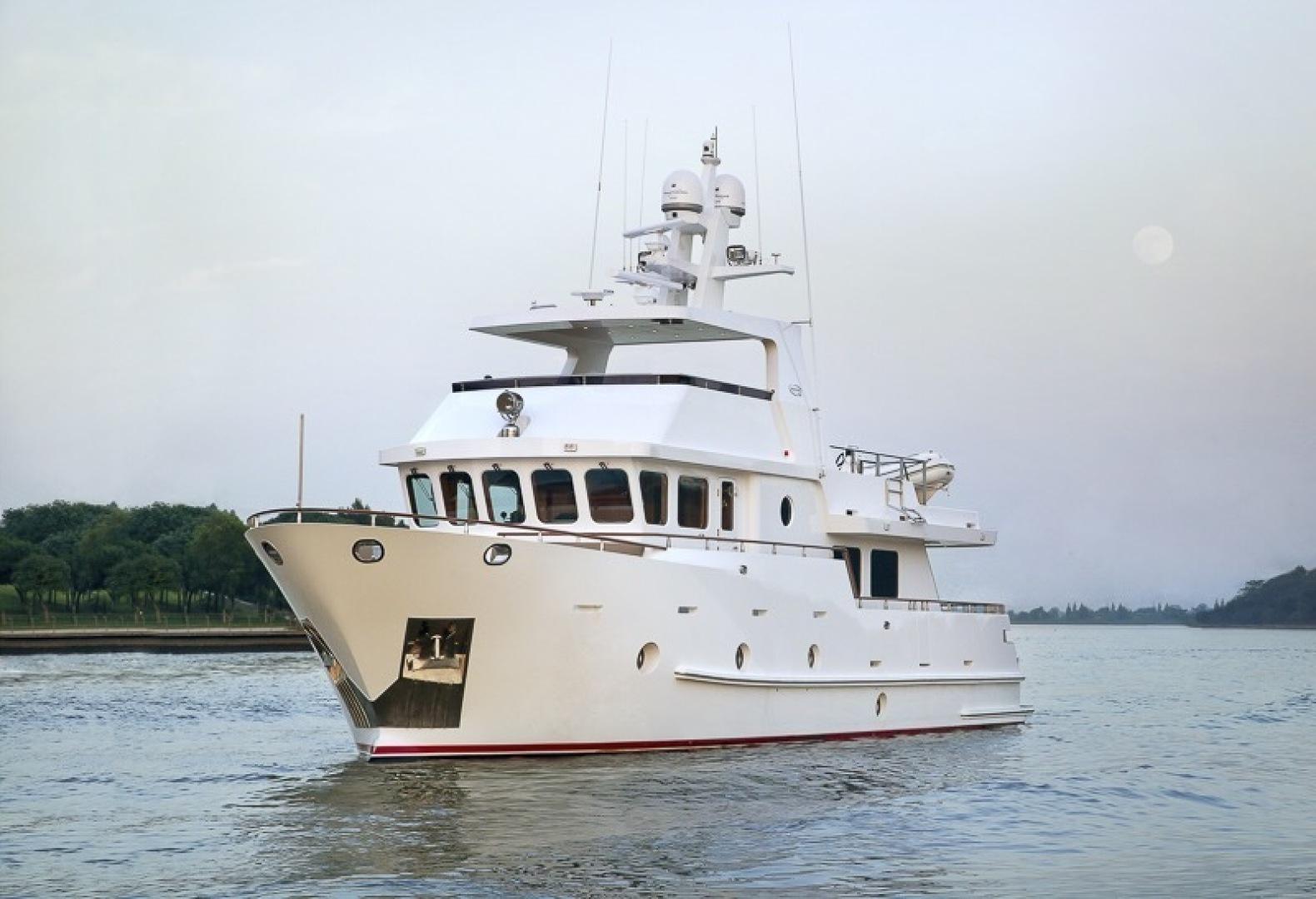 Bering-65 Bering Yacht 2013-Namaste Dania-Florida-United States-1401063   Thumbnail