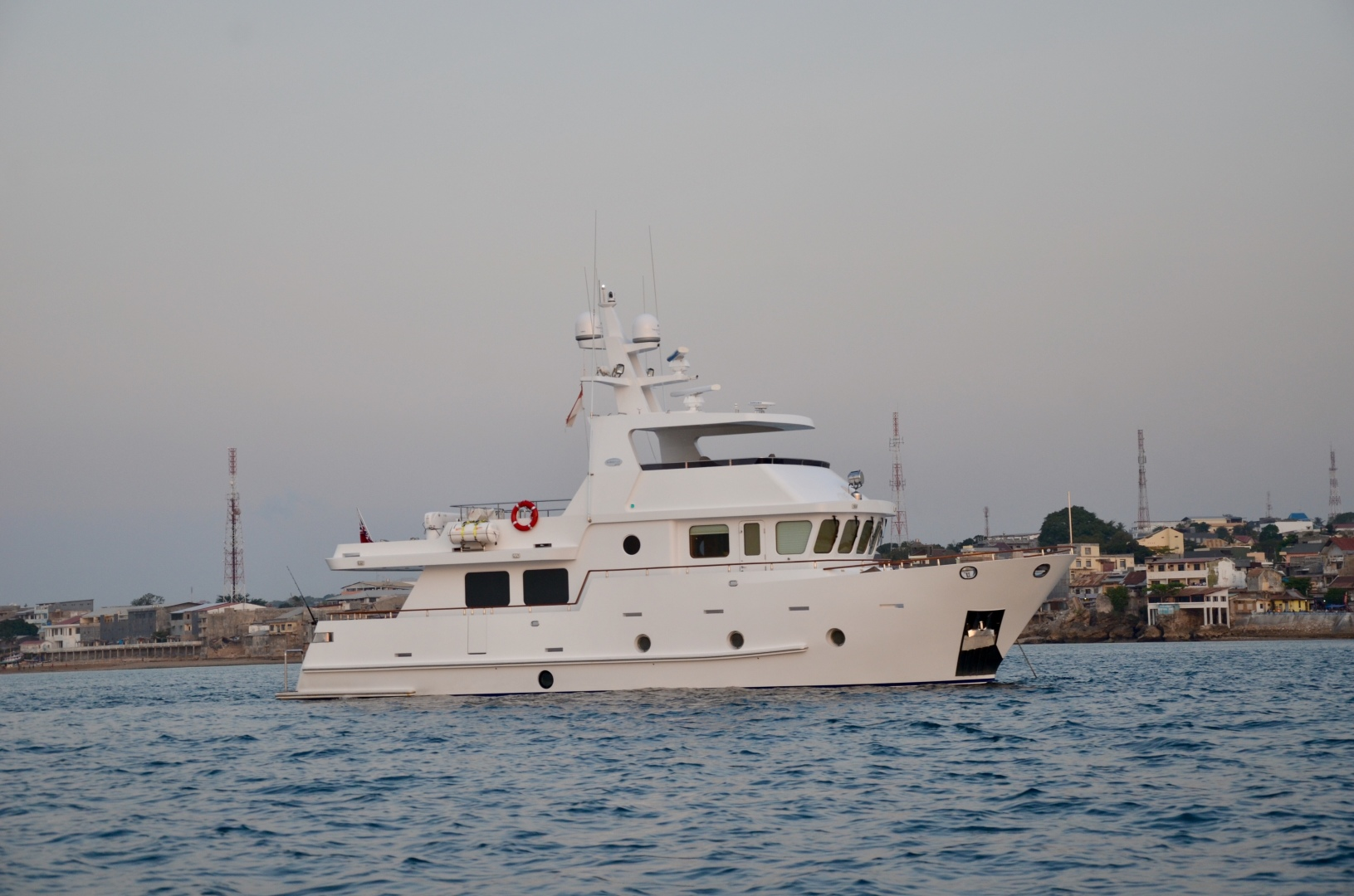 Bering-65 Bering Yacht 2013-Namaste Dania-Florida-United States-1400977   Thumbnail
