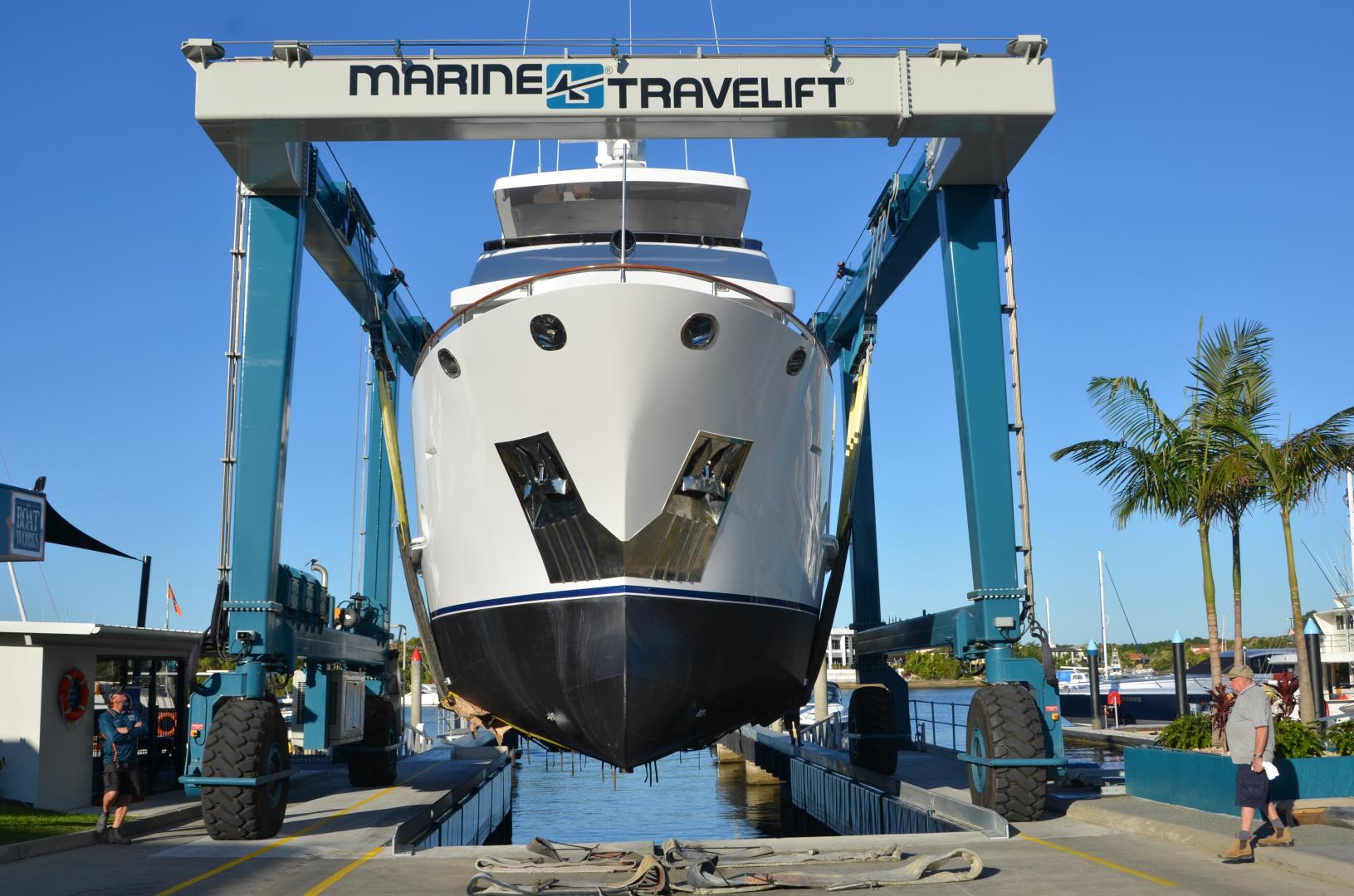 Bering-65 Bering Yacht 2013-Namaste Dania-Florida-United States-1400983   Thumbnail