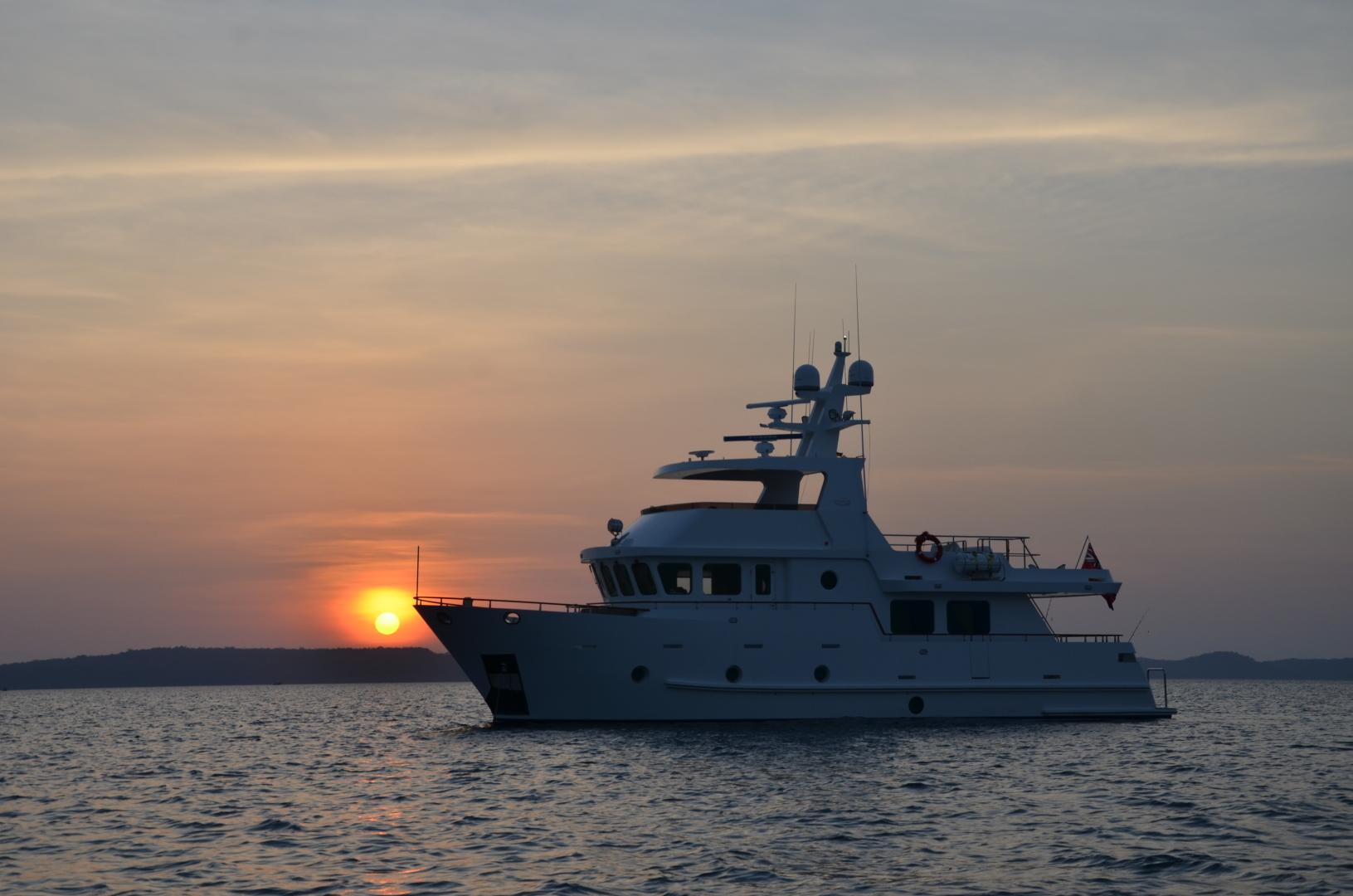 Bering-65 Bering Yacht 2013-Namaste Dania-Florida-United States-1400981   Thumbnail