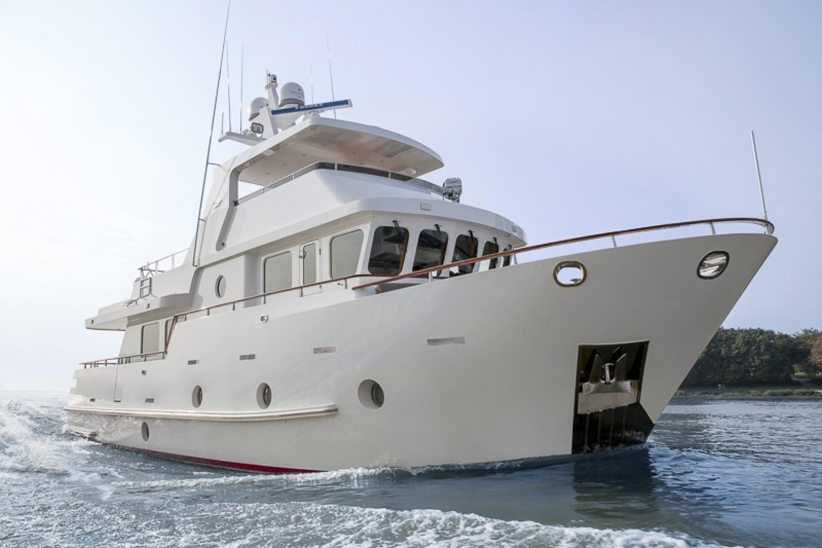 Bering-65 Bering Yacht 2013-Namaste Dania-Florida-United States-1401056   Thumbnail